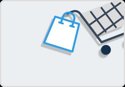 Immobilienverwaltung online: Einkaufszentren
